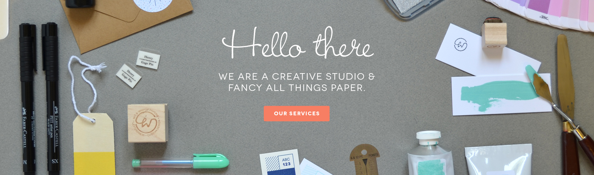 Wit and Whimsy Paperie